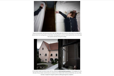 """July 2010 - """"A silent scream for life"""" published in Oitzarisme"""