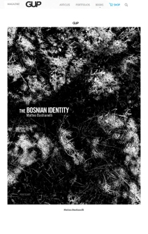 """January 2013 - The book """"The Bosnian Identity"""" reviewed by Frederique Peckelsen on Gup Magazine"""